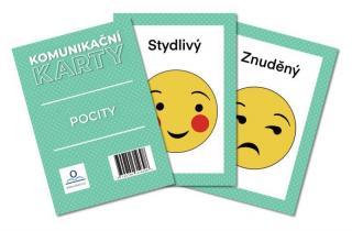 Komunikační karty PAS - Pocity - Staněk Martin, PhDr. Mgr. [Karty]